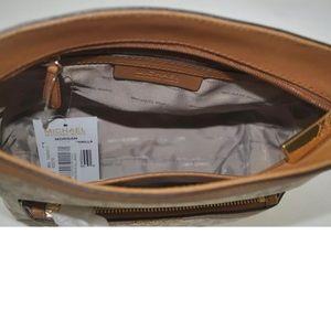 7062ed41db860b Michael Kors Bags - Michael Kors Morgan Medium Top Zip Crossbody Bag